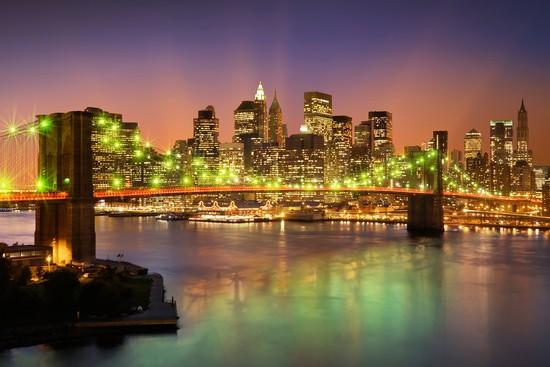 Il giro della citt di sera  Tours e visite guidate a New York