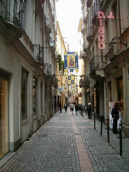 Quadrilatero romano  Torino