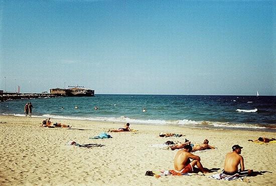 Spiagge libere Rimini