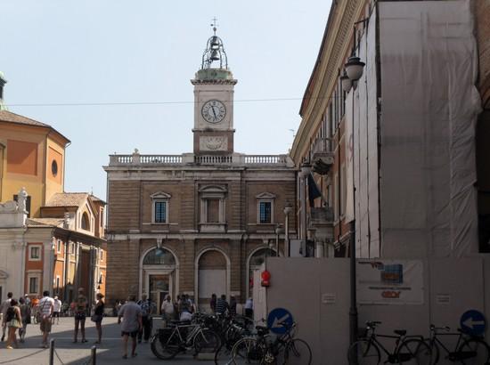 Foto Centro storico a Ravenna  550x410  Autore CARLA MSANI 2 di 3