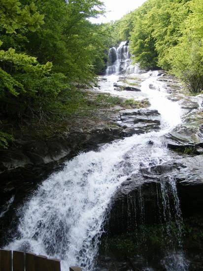 Foto le cascate del doccione a Fanano  412x550  Autore rita melotti