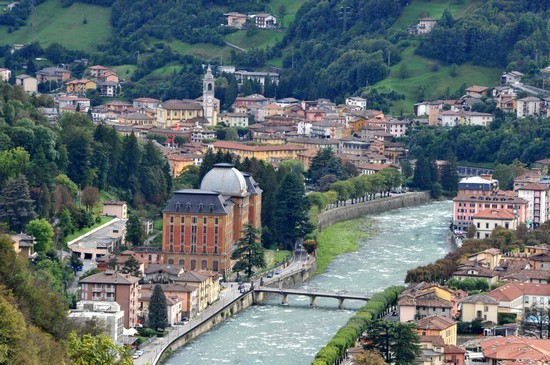 San Pellegrino Terme Guida turistica