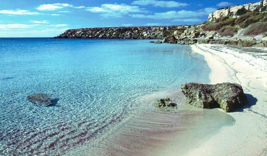 Cala Azzurra Isola di Favignana