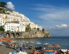 Costiera Amalfitana  Attrazioni nei dintorni di Napoli