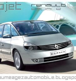 renault espace phase iii and iv petrol workshop manual service repair 1997 2005 [ 1949 x 1417 Pixel ]
