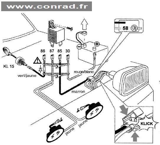 Renault Trafic Schema Cablage