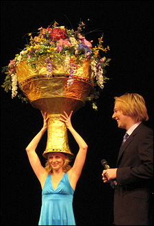 PHOTO CALL The 2008 Easter Bonnet Competition  Playbill