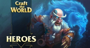 Craft The World - Heroes