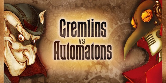 Gremlins, Inc. - Gremlins vs. Automatons