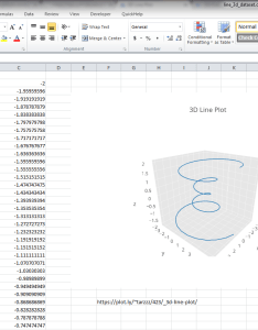 Excel also make   line plot online with plotly and rh helpot