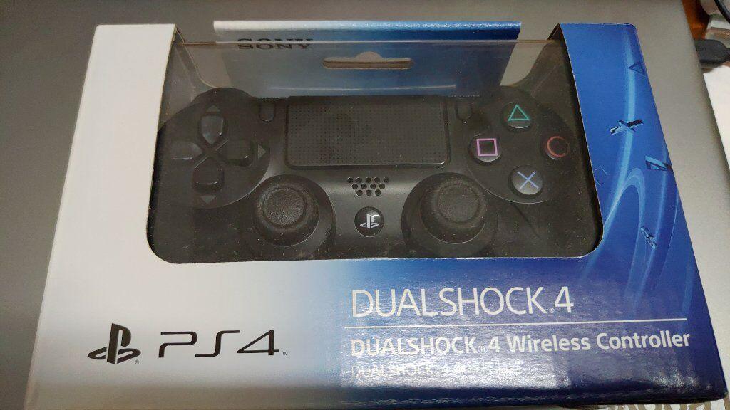 [PS4 ] 售 原廠黑色手把 二手 附盒子 臺北 - 看板 Gamesale - 批踢踢實業坊