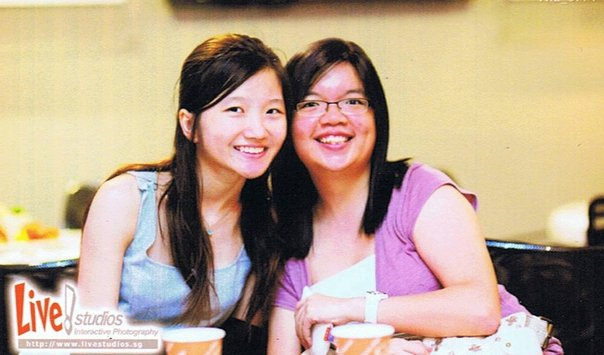 Shuyun and me!