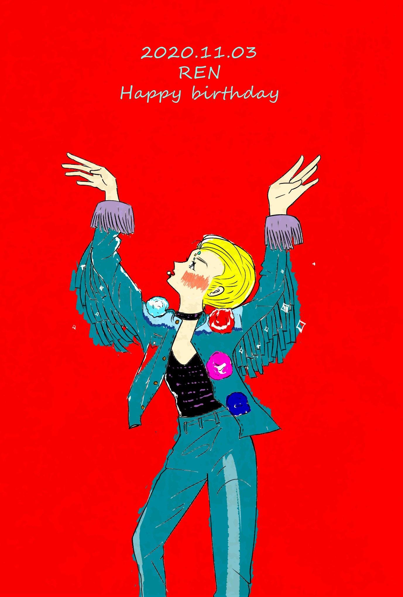 嬌翹淫娃 - 補11/03補一下珉起的生賀 好喜歡杰珉…珉起真的做得很棒很棒,這是今年珉起非常重要的里程碑了 ...