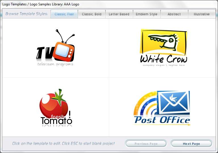 tampilan awal aaa logo