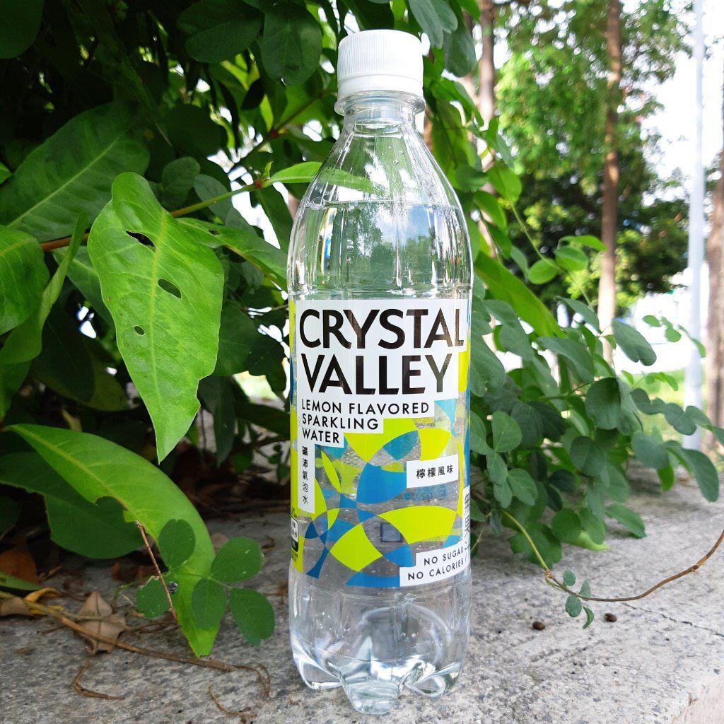 진이군 - 【 全聯福利中心 PXMART 】 CRYSTAL VALLEY 礦沛氣泡水檸檬風味 Lemon 炎熱的夏季☀️ 需要補充足夠 ...