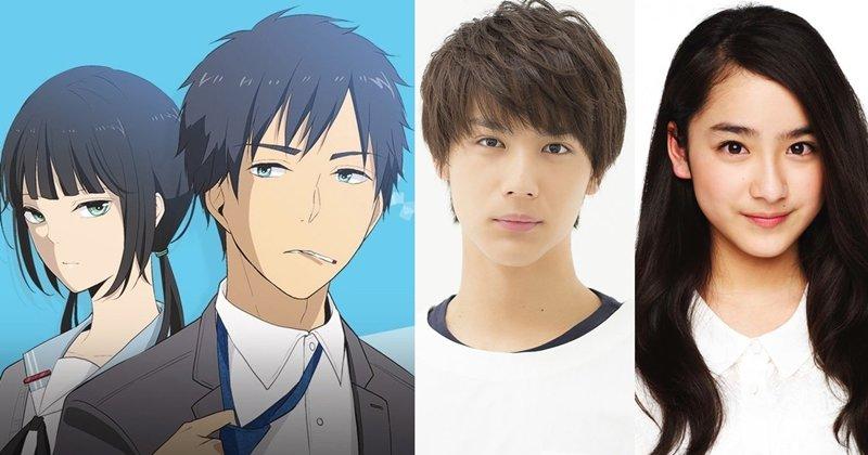 Animen看板娘★艾可 《ReLIFE 重返17歲》將翻拍真人版電影!主要演員一併公布~ - #lve6uz - Plurk