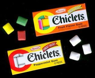 館 主 分享 [閒聊]芝蘭口香糖......說來不知道何時消失了都沒注意到。請問各位有什麼記憶中好吃的東西不過 ...