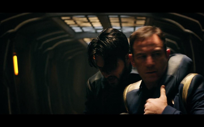 ♙ai 說 #劇 #StarTrek 《星際爭霸戰:發現號 Star Trek: Discovery》S01E05找到看下去的動力還有證明我的雷達準確度還在 ...
