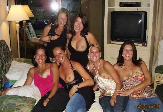 big tits group