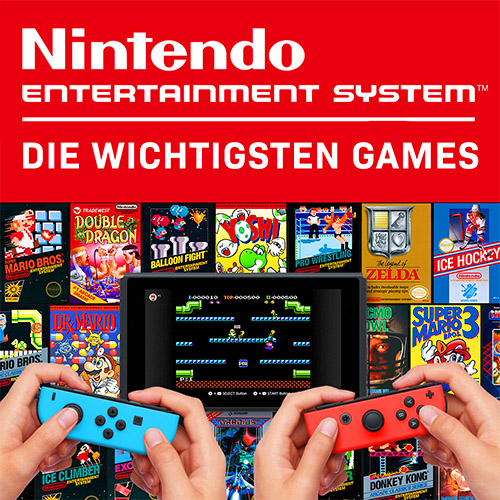 Nintendo Entertainment System ~ Teil 2