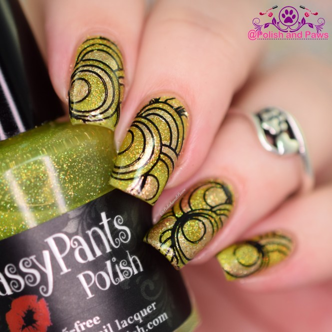 15 Red Green Gold Christmas Nail Art Designs Ideas Trends Stickers 2016 Xmas Nails Fabulous