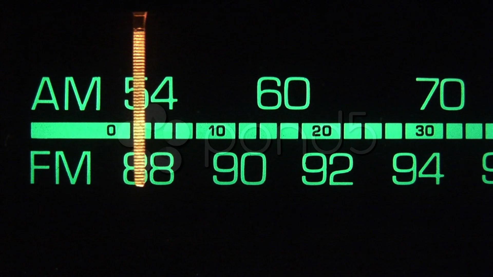 Car Stereo Shark Wallpaper Am Fm Tuner Radio Dial Hi Res Video 000125841
