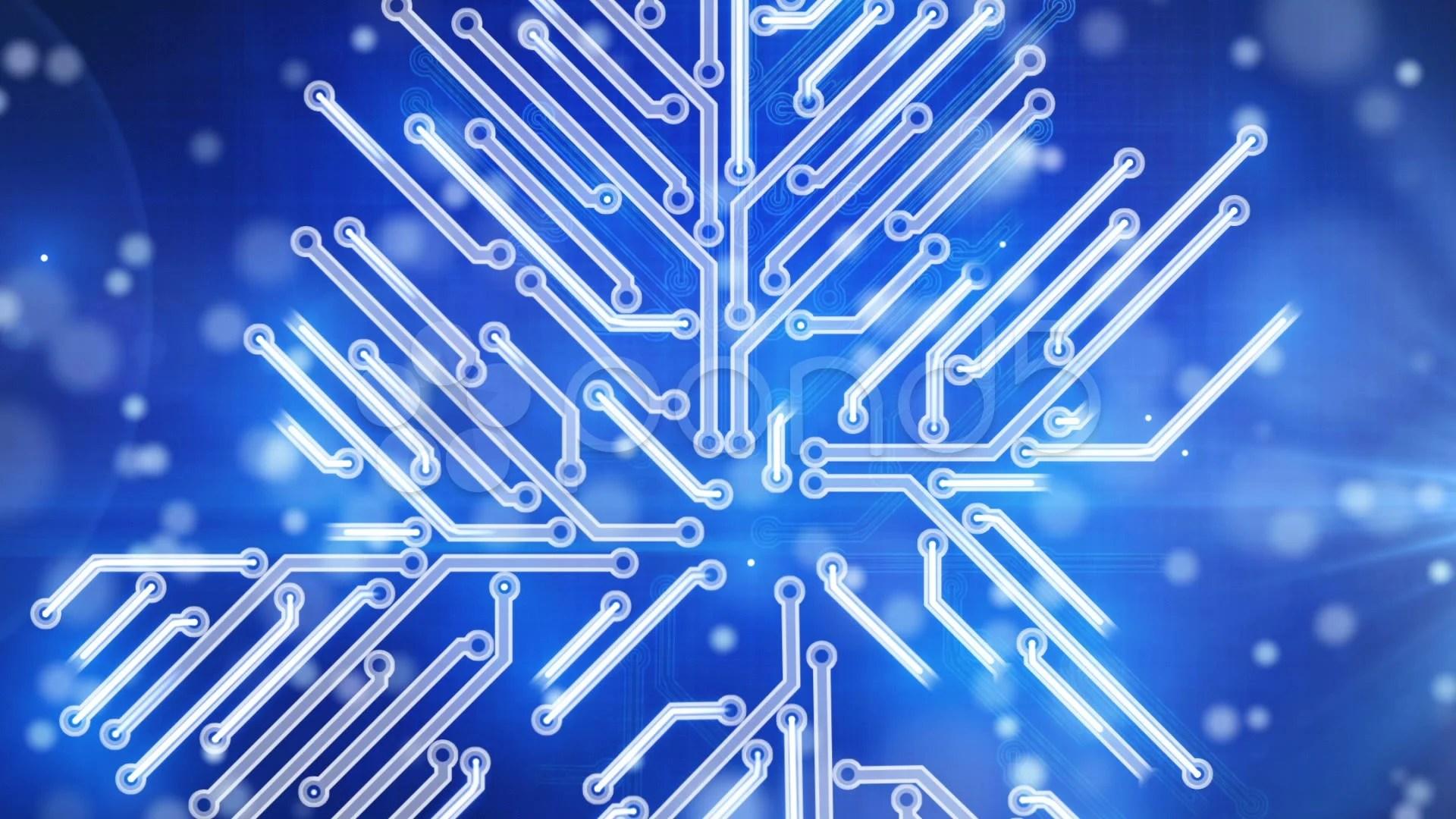 Blue Growing Circuit Board Stock Video 11139305 Hd Stock Footage