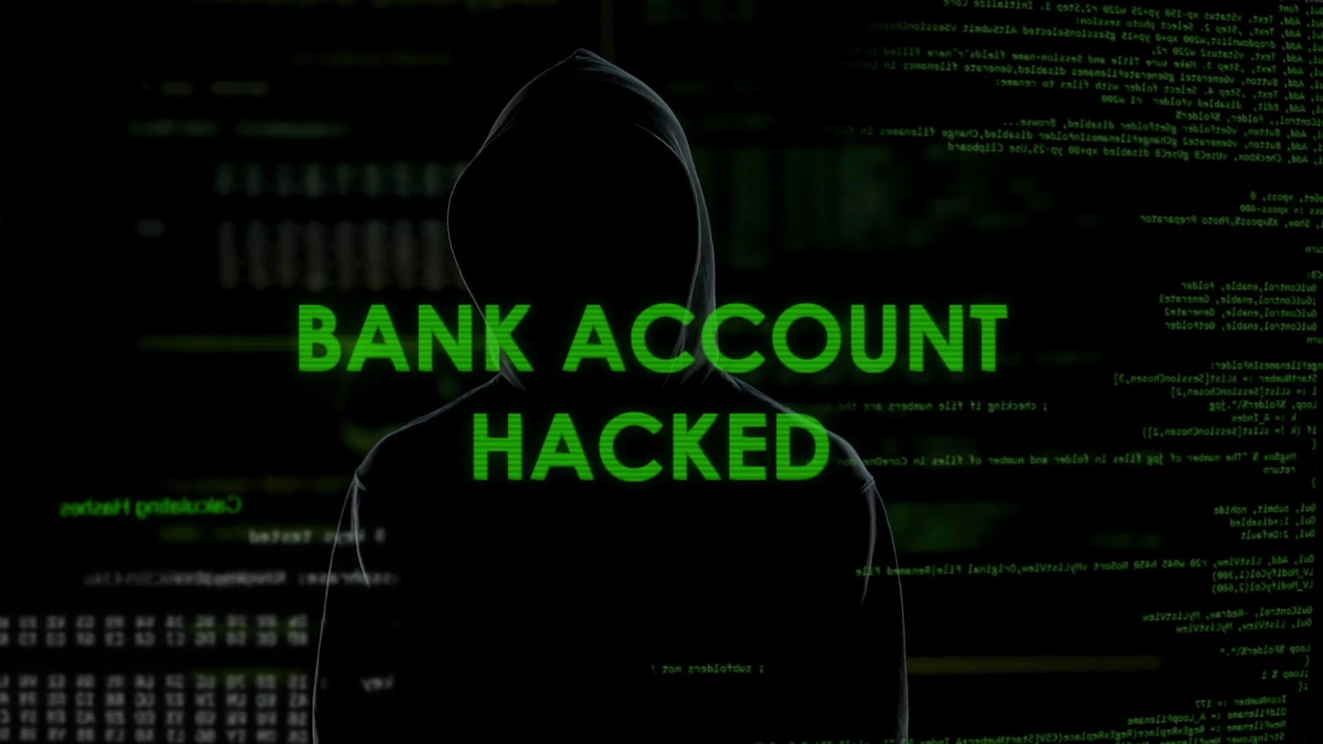 Bank Account Hacking Stock Footage And Royalty Free Videos Pond5