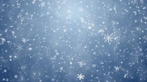 Falling Money 3d Wallpaper Falling Snowflakes Snow Background Video Clip 12730167