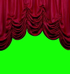 stage curtain clipart [ 3840 x 2160 Pixel ]