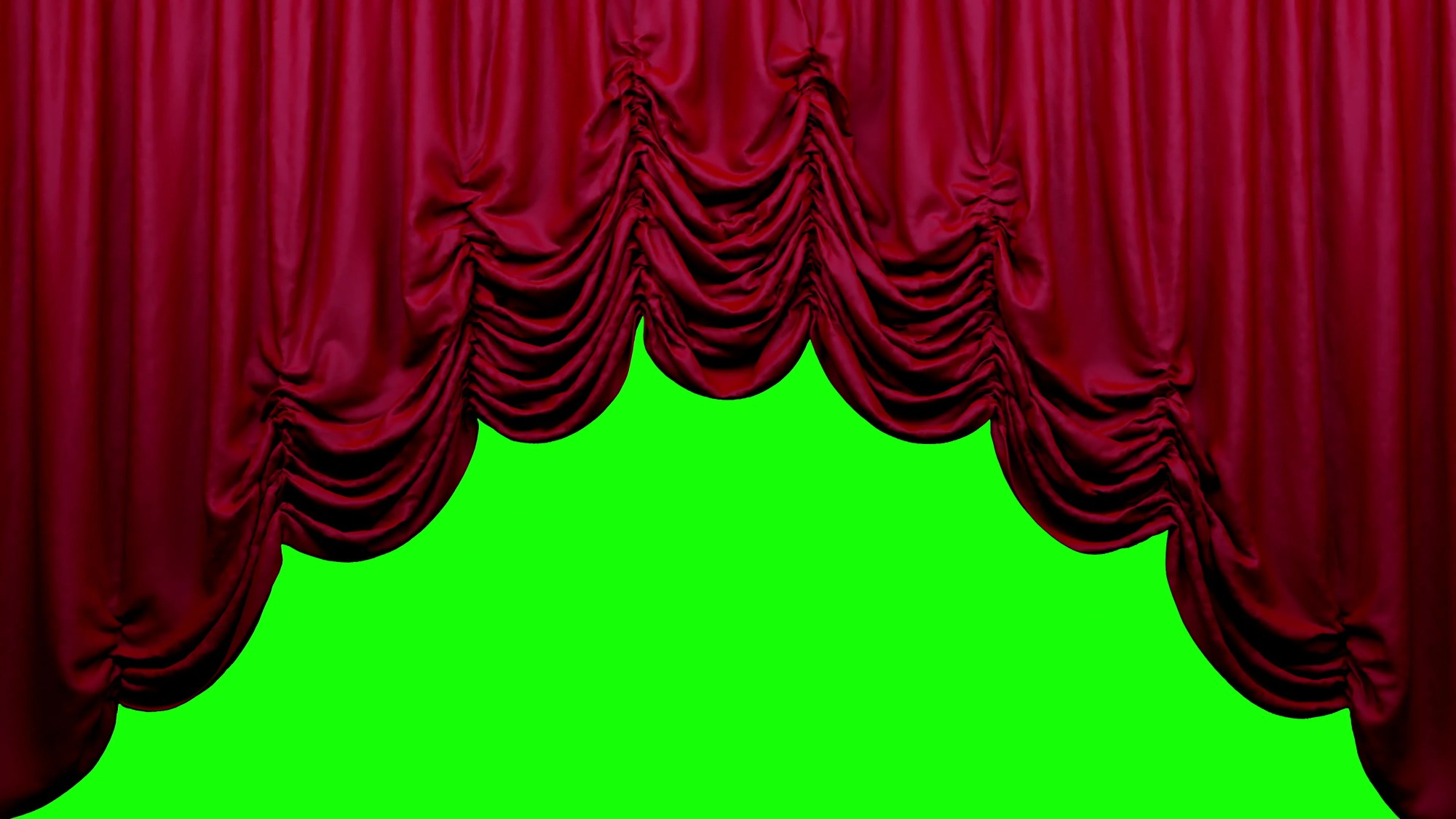 hight resolution of stage curtain clipart