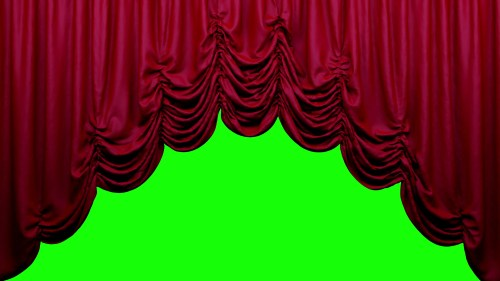 small resolution of stage curtain clipart