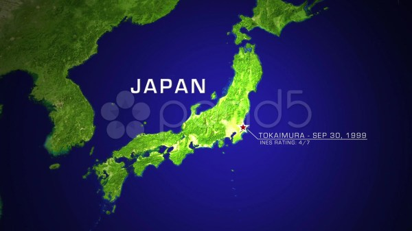 Tokaimura Japan Accident Radiation - Exploring Mars