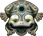 Zuma frog