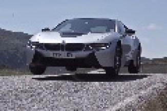 【ビデオ】米メディアがBMW「i8」など未来を担うEV車に試乗