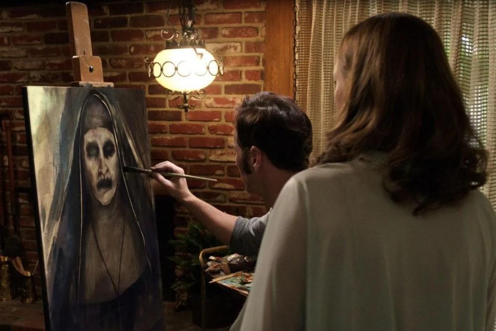 「坐在身邊一起看電影的,是人還是鬼?」《詭修女》在百年墳場首映,修女工作人員陰森帶路 | PopLady