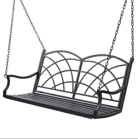 Porch Swings Outdoor Clearance Metal Front Hanging Patio