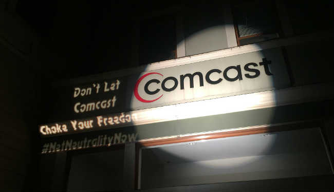Comcast Net Neutrality