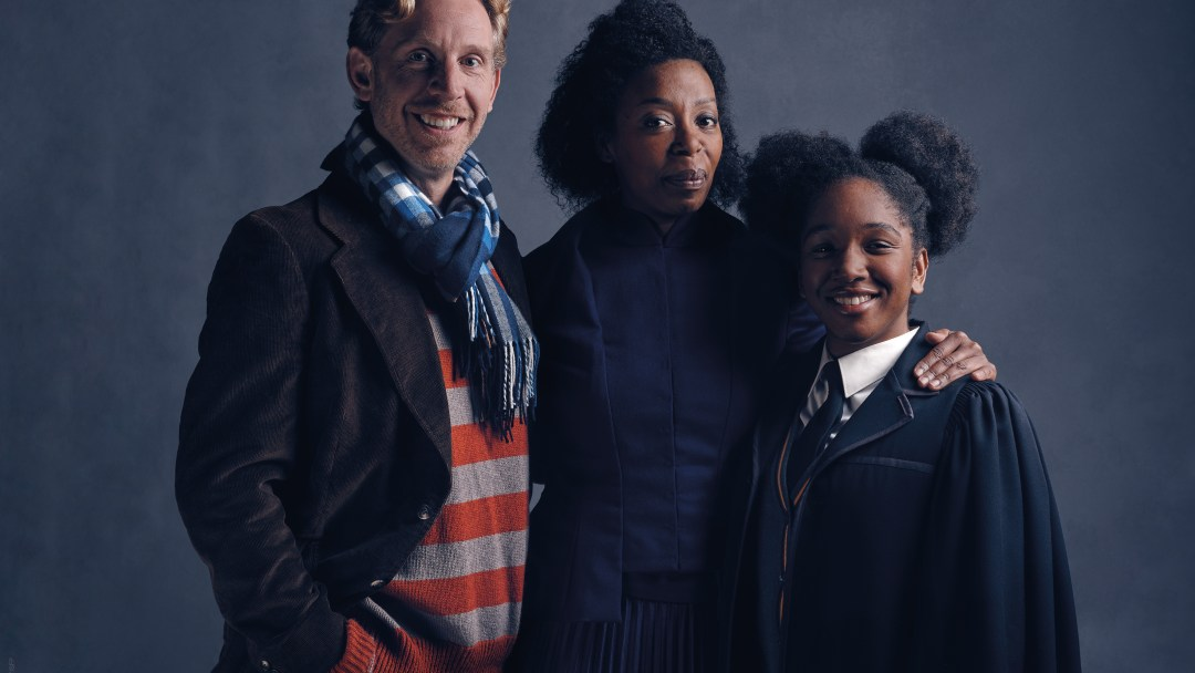ron hermione rose cursed child