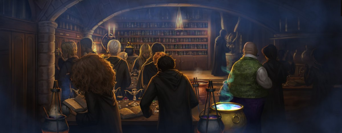 Harry Potter Fall Wallpaper The Chapter That Made Us Fall In Love With Horace