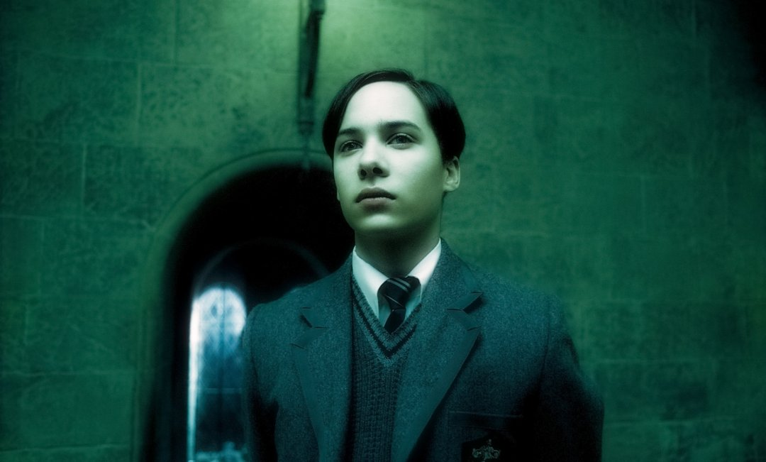 Tom Riddle in Slughorn's memory from The Half Blood Prince