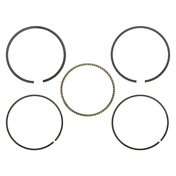 Arctic Cat DVX 300 Pistons, Rings, Connecting Rods