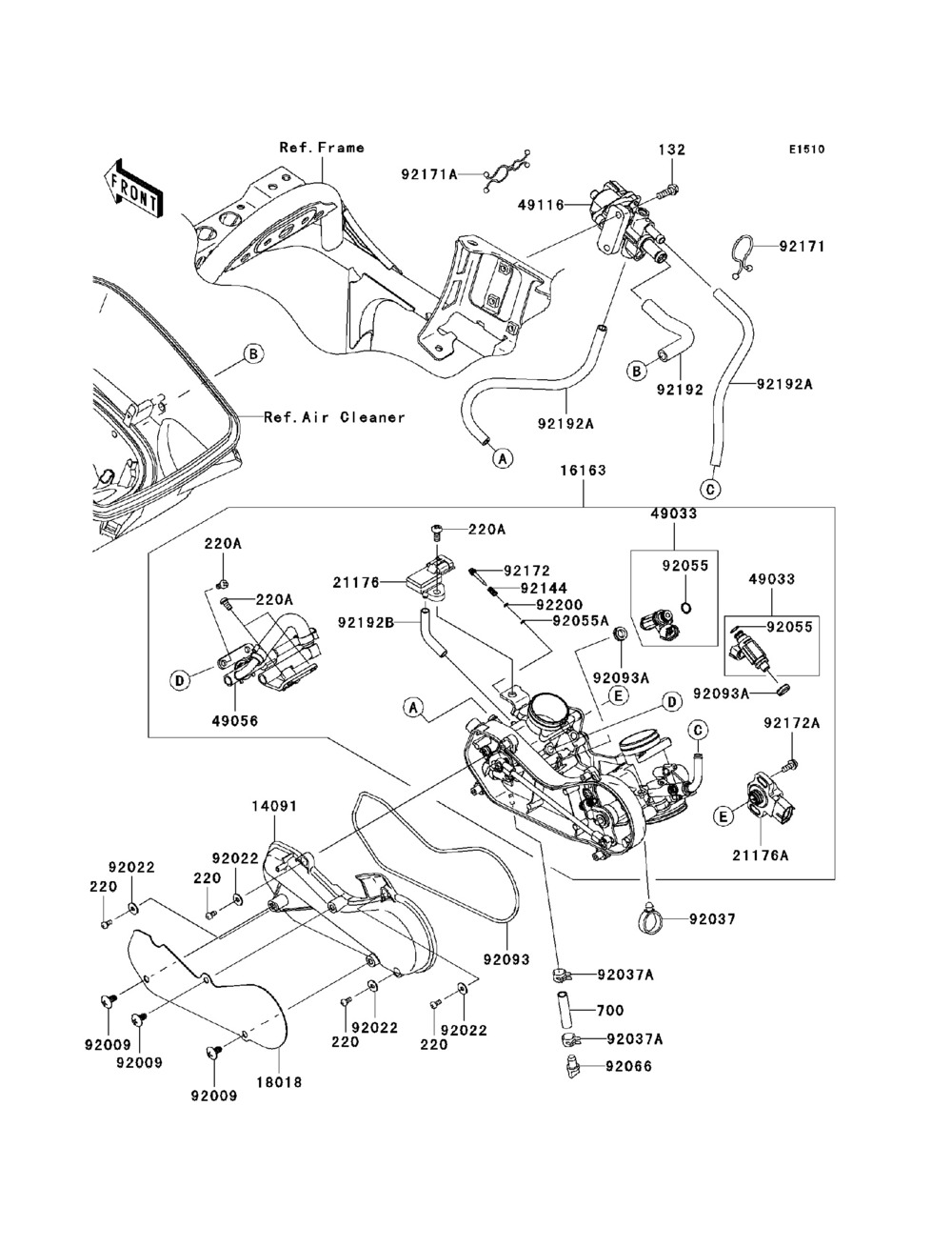 medium resolution of king quad 700 air box king free engine image for user bayou 220 battery wiring 2001 bayou 220 starter wiring