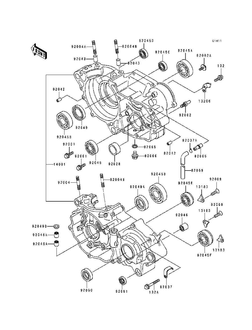Can Am 650 Atv Wiring Diagram. Diagram. Auto Wiring Diagram