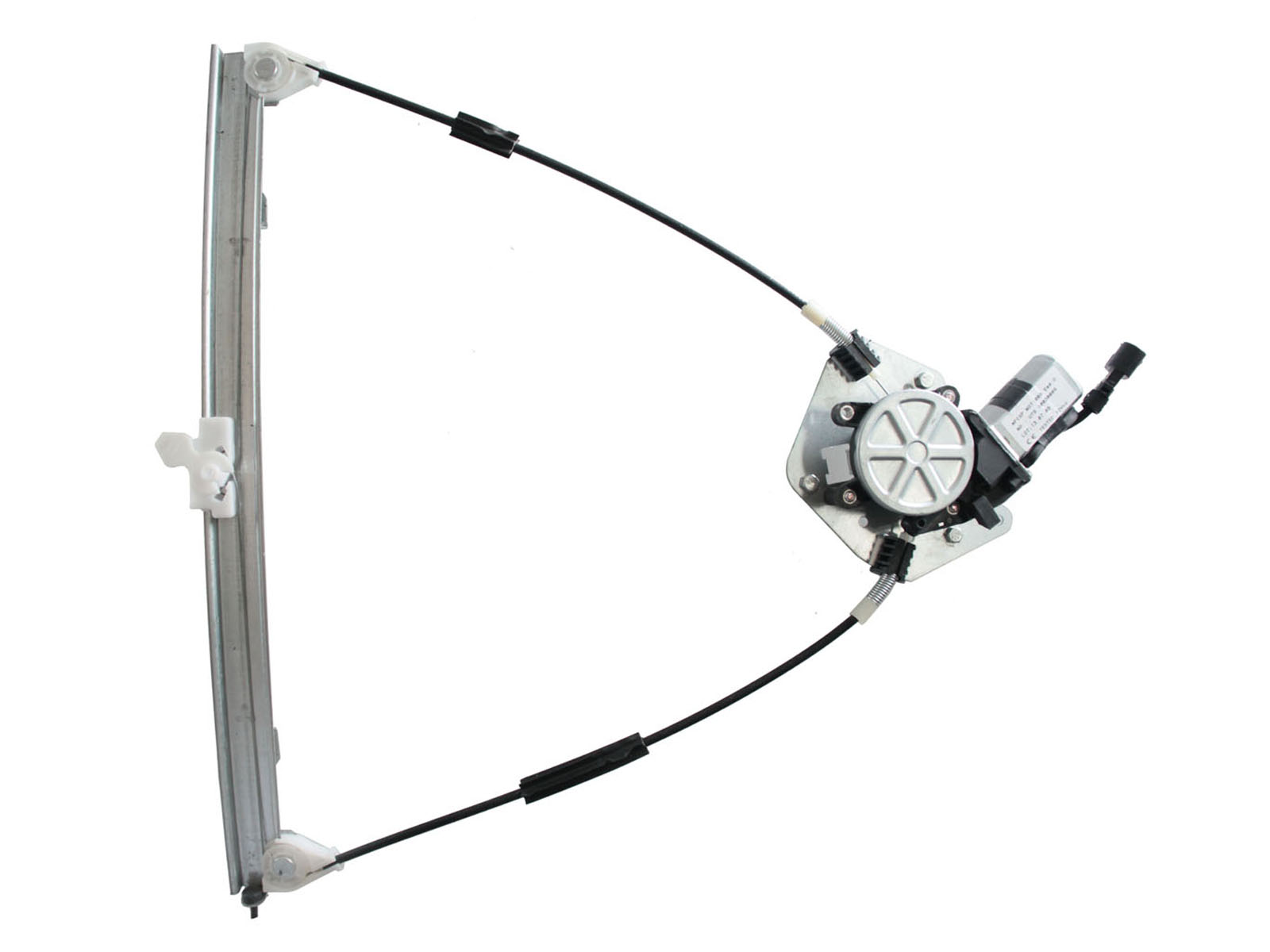 RENAULT CLIO 2001>05 FRONT RIGHT SIDE WINDOW REGULATOR 2/3
