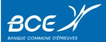 Concours BCE 2015