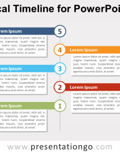 View larger image free vertical timeline for powerpoint also diagram presentationgo rh