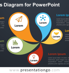 free fireworks powerpoint diagram dark background [ 1280 x 720 Pixel ]