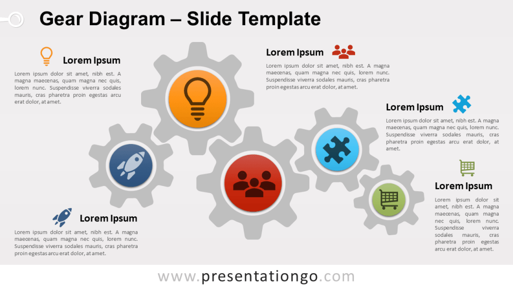 medium resolution of free gear diagram for powerpoint and google slides