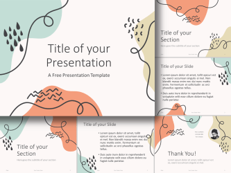 Free PowerPoint Templates about Pastel PresentationGo com